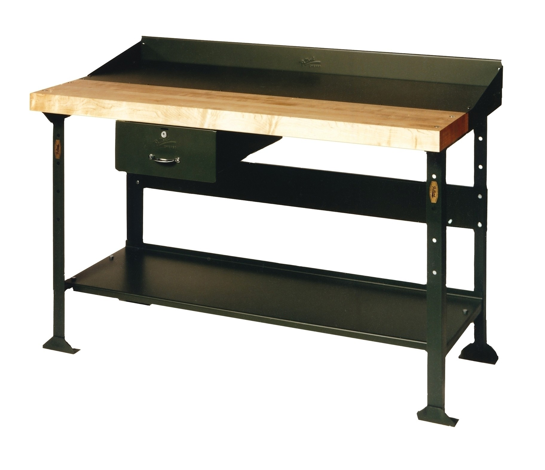 Surprising Steel Wood Work Bench Top Size L X D 60 X 30 Gray Bralicious Painted Fabric Chair Ideas Braliciousco