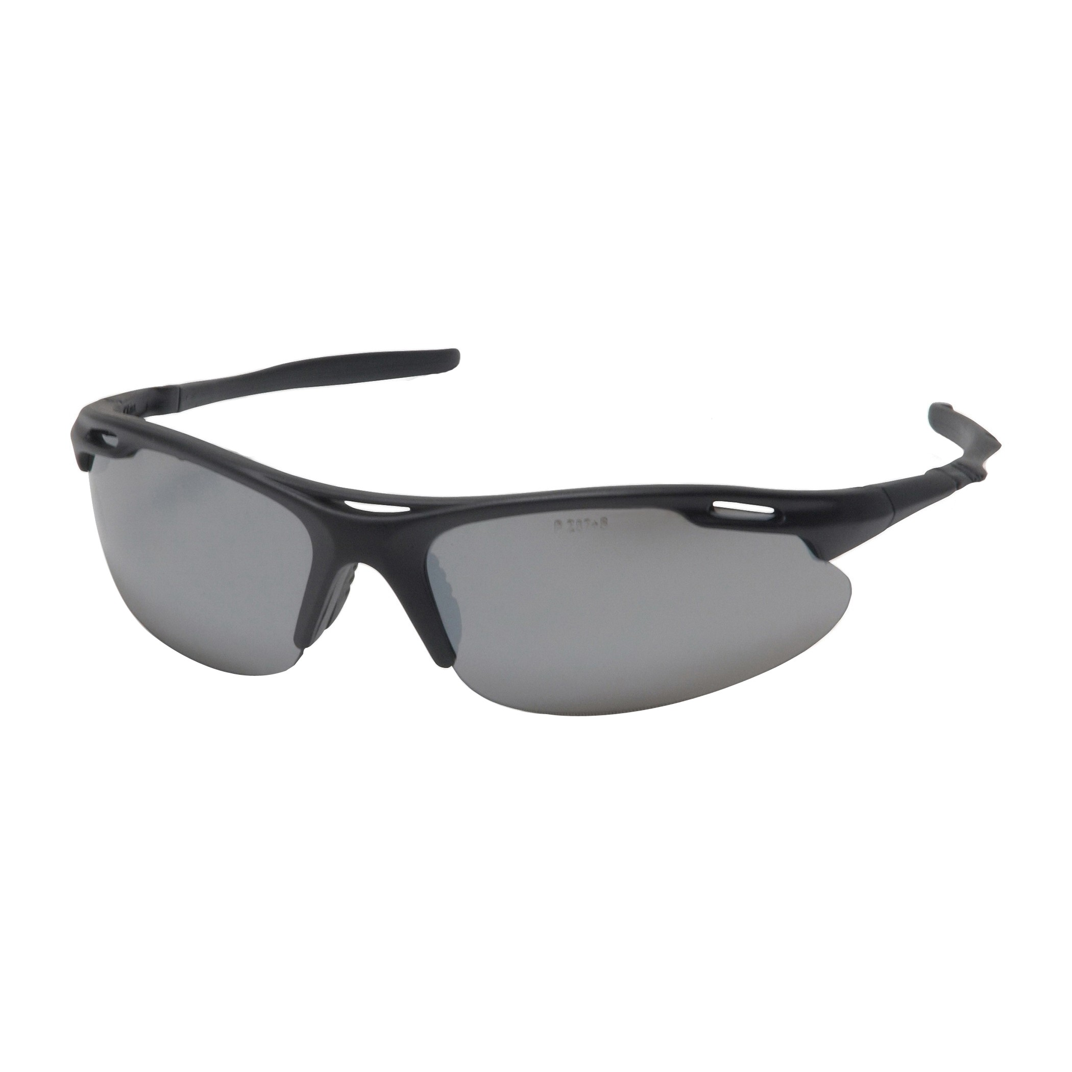 Pyramex® SB4570D Light Weight, Sporty Style Protective Glasses, Universal, Framed Black Frame, Scratch-Resistant