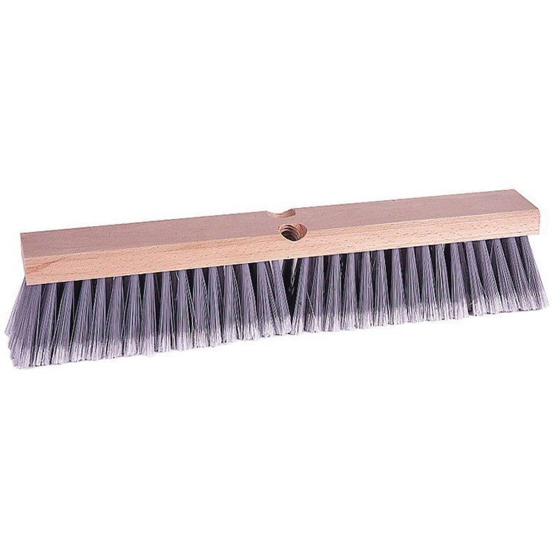 Vortec Pro® 77014 Fine Sweep Brush, 24 in Block, 24 in OAL, 3 in Polystyrene Trim