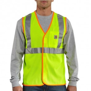 Men's Carhartt High-Visibility Class 2 Vest