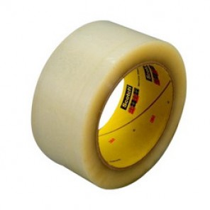 Scotch® 355 High Performance Premium Grade Superior Strength Box Sealing Tape, 48 mm W x 50 m Roll L, 3.43 mil THK