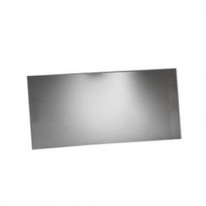 Speedglas™ 051131-37136 Inside Replacement Protection Plate-Clear, 3-9/16 x 1-5/8 in, 5/Case
