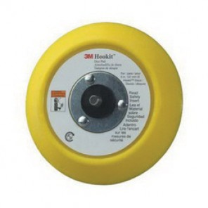 Hookit™ 051131-05775 Disc Pad, 5 in Dia, 15 deg, For Use With Dia Hookit™ 5 in Discs