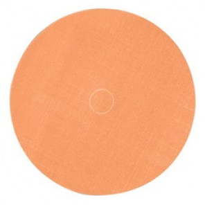 Hookit™, Trizact™ 268XA Hook and Loop Coated Abrasive Disc, 11-1/4 in Dia, No Hole, A5 Grit, Ultra Fine Grade