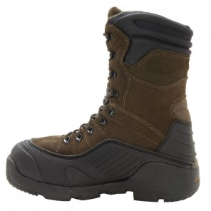 "Men's Rocky BlizzardStalker 9"" Waterproof Steel-Toe Insulated Boot"