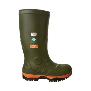 Men's Baffin Ice Bear Safety-Toe and Plate Boot