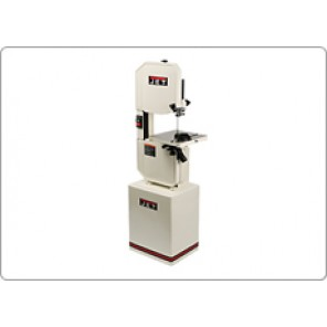 "J-8201K 14"" VERTICAL METAL/WOOD BANDSAW"