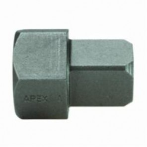 Apex® A-1-10MM Impact Socket Adapter, 20 mm OAL