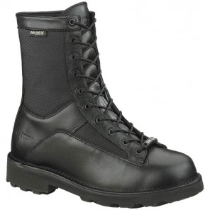 "Men's Bates 8"" DuraShocks® Lace-to-Toe Side Zip Boot"