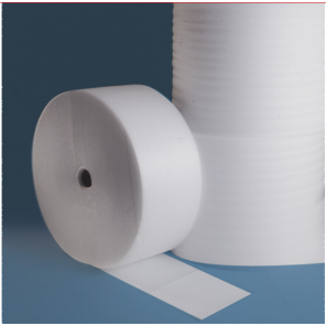 "1/32"" x 12"" x 2000ft Perforated Air Foam Rolls, 6 Rolls per Bundle"