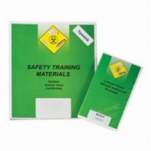 Brady® 51455 Lockout Training Material, DVD Video Program, Spanish, Provides Comprehensive Introduction to the Key Components of an Effective LOTO Program