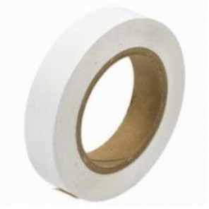 Brady® 91429 Solid Pipe Banding Tape, 30 yd H x 1 in W, 2 Markers per Card, White, B-946 Vinyl