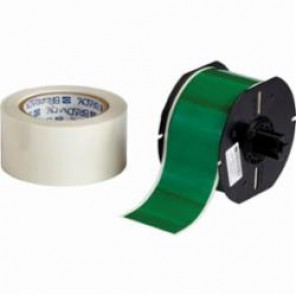 Brady® ToughStripe® B30C-2250-483GN-KT Thermal Transfer Printable Floor Marking Tape, 2-1/4 in W x 100 ft L, Green