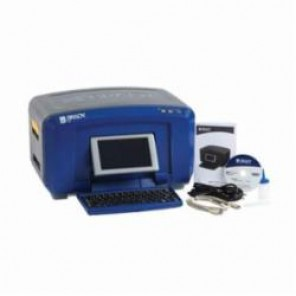 Brady® BBP35 Label Printer Kit With QWERTY US Keyboard, 5 in/sec/300 dpi Resolution