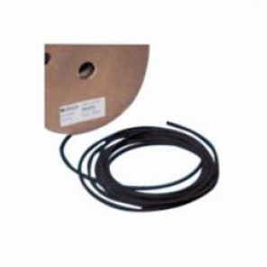 Brady® HSA-190-BK BradyMark® Type HAS Hot Stamper Heat Shrink Tubing, 0.375 in ID Recovered, 0.03 in Wall THK Recovered, 100 ft L, Material, Domestic