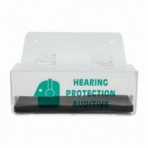 Brady® Oil Plus® PD219L-F Hearing Dispenser With Lid