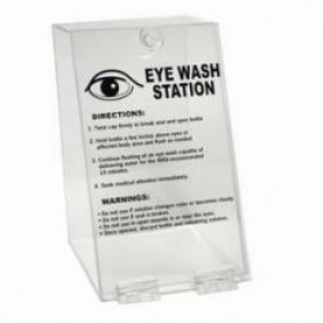 Brady® Prinzing® PD994E Eye Wash Station, 32 oz, 10 in H x 6 in W x 7-1/4 in D