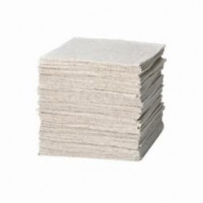 Brady® Re-Form® RFODP100 Heavyweight Perforated Absorbent Pad, 19 in L x 15 in W, 35.9 gal/bale Absorption, Polypropylene