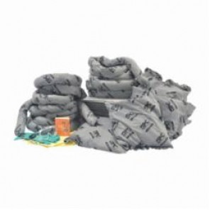 Brady® SC-Cabinet-UF Spill Control Cabinet Fill Kit, 68 Pieces