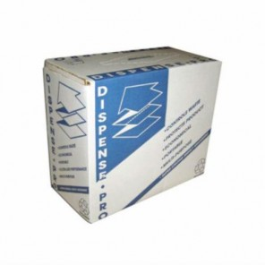 BW5700POP Double Re-Creped Wiper Heavy Duty White 9-1/2 X 18 Sheets - 6/100'S