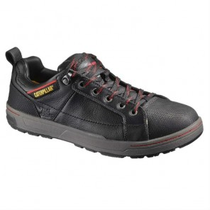 Men's Cat Brode Steel-Toe Work Shoe