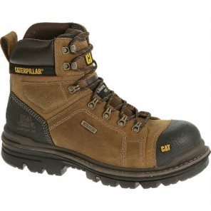 "Men's Cat Hauler 6"" Waterproof Composite Toe Work Boot"