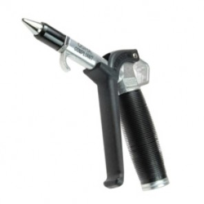 Coilhose® TYP-2500CS Sleek Design Blow Gun, High Flow Safety Tip, 150 psi, 1/4 in NPT Inlet, Die Cast Zinc