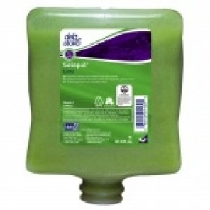 Solopol Lime LIM2LT Medium-Heavy Duty Hand Wash, 2 Liter, 4/Case