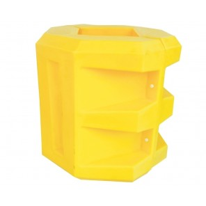 "SHORT COLUMN PROTECTORS, Column Size: 10"", Outside Dim. W x H: 23-1/2 x 24"""
