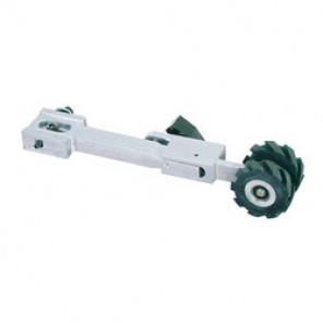 Dynabrade® 67204 Split Wheel Arm, 1-1/2 in x 72 in Belt Size, For Use With Versatility Grinder