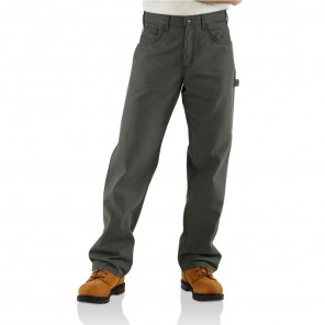 Men's Carhartt Flame-Resistant Loose Fit Midweight Canvas Pant