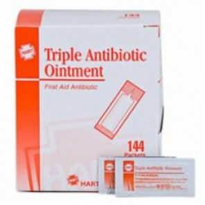 HART 5483 Triple Antibiotic Ointment 0.9gm 144/BX