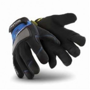 HexArmor® Chrome Series® 4018 Mechanic's Style Cut-Resistant Gloves