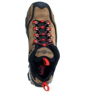 Men's Nautilus Alloy Lite and Steel-Toe ESD Shoe