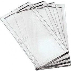 Norstar N290000 Clear Lens Outside Cover, 5/Pack