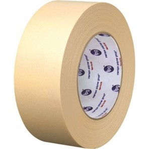 "Intertape® 1"" x 60 YD Utility Paper Tape Natural"