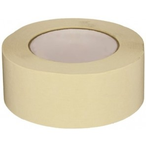 "Intertape® 2"" x 60 YD Utility Paper Tape - Natural"