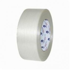 Intertape® RG300 Utility Grade Filament Tape, 18 mm W x 54.8 m L, 4 mil THK, Natural