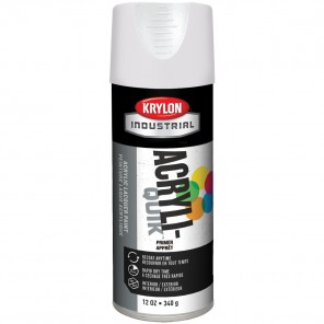 Industrial Maintenance & Touch-up White Primer 16 oz Aerosol Can