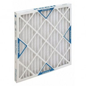 "Koch™ Filter 102-700-018 18"" x 24"" x 2"" Standard Capacity XL8 Pleated Filter"