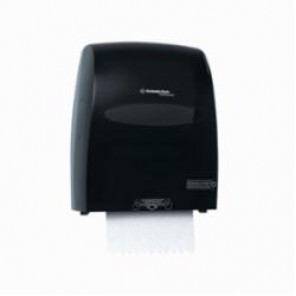 Kimberly Clark; 09990 Hard Roll Towel Dispenser, 16.13 in OAL x 12.63 in OAW x 10.2 in OAH, Wall Mount, Plastic