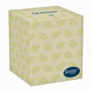 Kimberly Clark; SURPASS; 21320 Facial Tissue, 100% Recycled Fiber