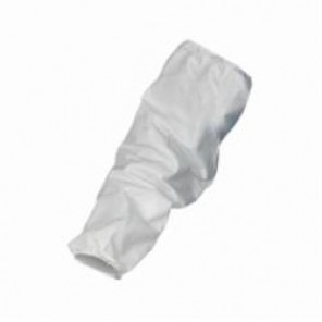 KleenGuard; 44480 Liquid and Particle Protection Disposable Sleeves, Universal, 18 in L, White