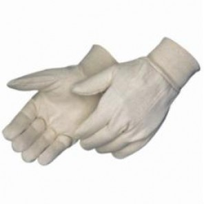 4501Q 8 oz Regular Weight Cotton Canvas Gloves with Knit Wrist, Men's