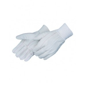 Liberty Glove 4518, 20 oz. Double Palm Cotton Canvas Gloves, Knit Wrist, Men's, DZ