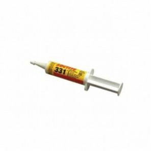 Loctite® 1057673 1-Part General Purpose Ultra Fast Cure Structural Adhesive, 25 mL Syringe, Liquid, Pale Yellow, 1.1