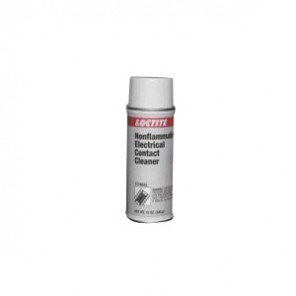 Loctite® 1174633 Non-Flammable Electrical Contact Cleaner, 12 oz Aerosol Can, Aerosol/Liquid, Colorless, Characteristic