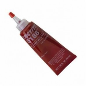 Loctite® 1253203 Flange Sealant, 50 mL Tube, Liquid, Red, 1.13