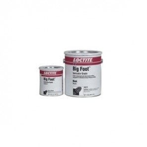 Loctite® 1602678 2-Part Vehicular Grade Anti-Slip Floor Coating, 1 gal, Liquid, Part A: Black, Part B: Amber