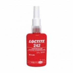 Loctite® 24231 Medium Strength and Viscosity Thread Sealant, 50 ml Bottle, Liquid, Blue, 1.1